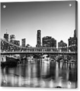 Story Bridge Brisbane Acrylic Print