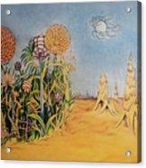 Story Land 2 Acrylic Print