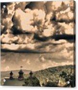 Storybook Farm Acrylic Print