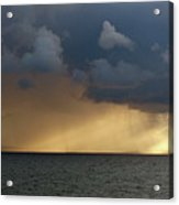 Strait Of Messina IIi Acrylic Print