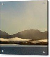 Straits Of Magellan Vi Acrylic Print