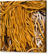 Strands Of Gold Acrylic Print