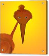Strange Bird Acrylic Print