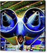 Strange Engines Acrylic Print