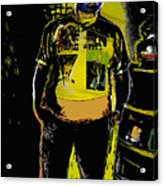 Stranger Acrylic Print