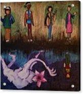 Stranger Things  Acrylic Print