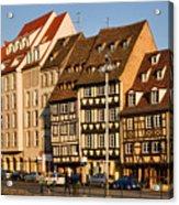 Strasbourg Acrylic Print