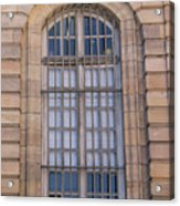 Strasbourg Window 08 Acrylic Print