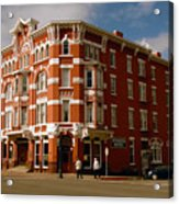 Strater Hotel 1887 Acrylic Print