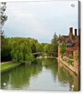 Stratford Upon Avon 2 Acrylic Print