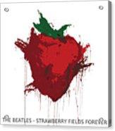 Strawberry Fields Forever  Acrylic Print
