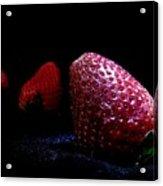 Strawberry Trail Acrylic Print