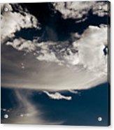 Streakin' Cloud Acrylic Print