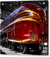 Streamlined For Speed Acrylic Print