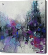 Streams Of Consciousness Acrylic Print