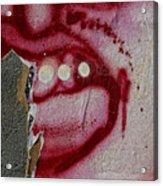 Street Art Wiiliamsburg Brooklyn 2 Acrylic Print