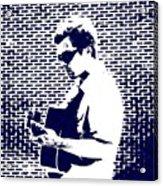 Street Blues Acrylic Print