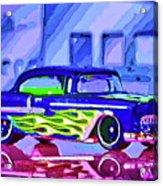 Street Cruiser - American Way Of Drive 2 Acrylic Print