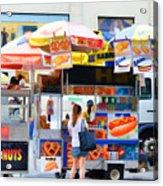 Street Food 2 Acrylic Print