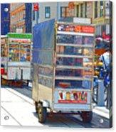 Street Food 8 Acrylic Print