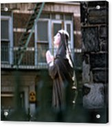 Street Prayer Acrylic Print