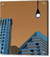 Street View Acrylic Print