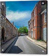 Streetphotography  Acrylic Print