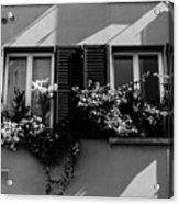 Streets Of Cesena 2  Acrylic Print