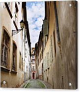 Streets Of France Acrylic Print