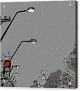 Streetscape 2 Acrylic Print