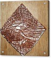 Strike - Tile Acrylic Print