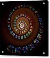 Thanksgiving Chapel  Acrylic Print