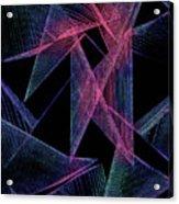 String Theory Acrylic Print