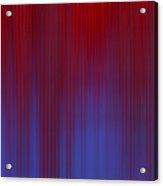 Stripes 842 Acrylic Print