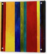 Stripes I Acrylic Print