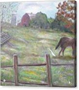 Strobel Farm Acrylic Print