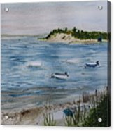 Strong Island Acrylic Print