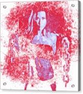 Strong Women 1 Acrylic Print