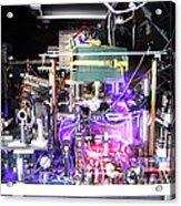 Strontium Atomic Clock Acrylic Print