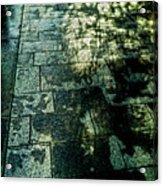 Struggle Of Light And Shadow Acrylic Print