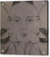 Study Acrylic Print