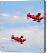 Stunt Pilots Acrylic Print