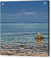 Sturgeon Bay Lake Michigan Acrylic Print