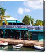 Stxx  Christiansted Us Virgin Islands Acrylic Print