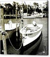 Styron Bay Harbor 1 Acrylic Print