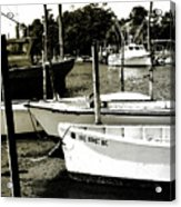 Styron Bay Harbor 2 Acrylic Print