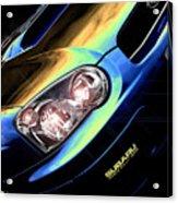 Subaru Impreza  Acrylic Print
