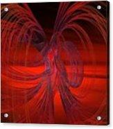Subatomic Acrylic Print