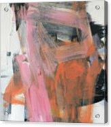 Subconscious Impressions Acrylic Print