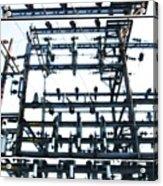 Substation Acrylic Print